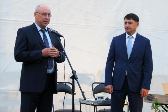Алексей Кучканов поделился дальнейшими совместными планами по реконструированную новых объектов