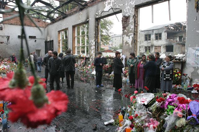 В результате теракта погибли 186 детей и 148 взрослых
