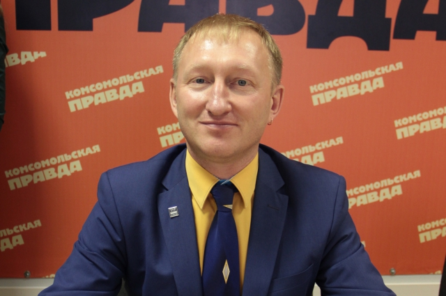 Николай Дороднов, финансовый консультант «PPF Страхование  жизни»