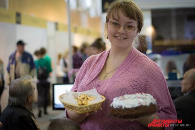 Анна Зиленевская, пекарь