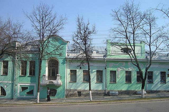 Музей Тульские древности в Туле.