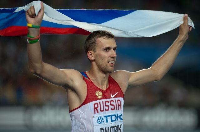 Алексей Дмитрик: «Мы жили этими соревнованиями, годами готовились к Олимпиаде».