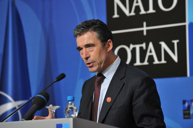 Экс-генсек НАТО Андерс Фог Расмуссен