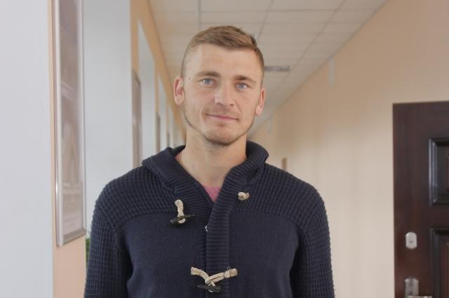 Аношкин теперь выступает за Омскую область.