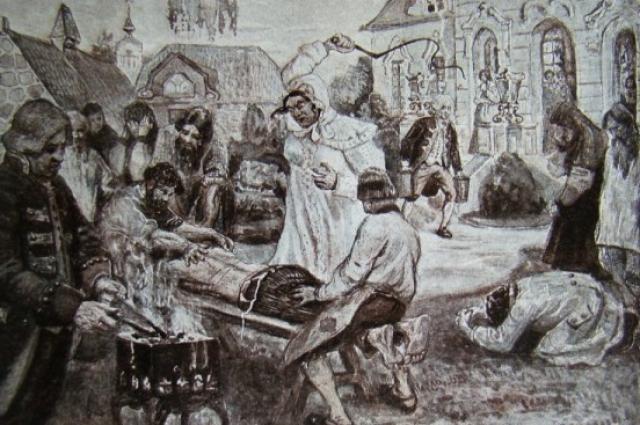 Салтычиха не щадила ни мужчин, ни женщин, ни детей.