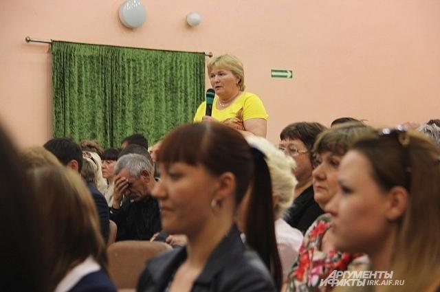 Жители Вихоревки рассказали о своих многочисленных проблемах.