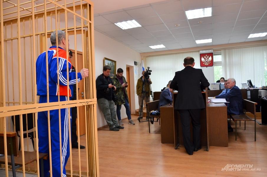 Показания Бориса Тимониченко перед судом.