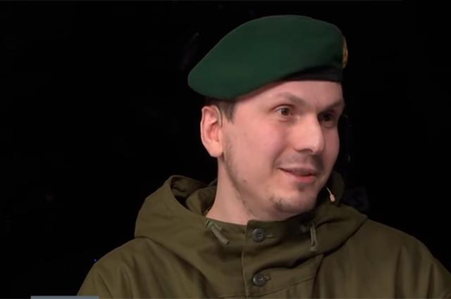 Адам Осмаев.