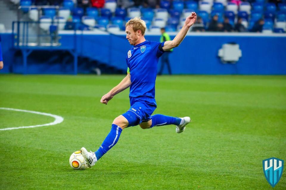 Многолетний капитан ФК «НН» Андрей Хрипков в межсезонье покинул команду.