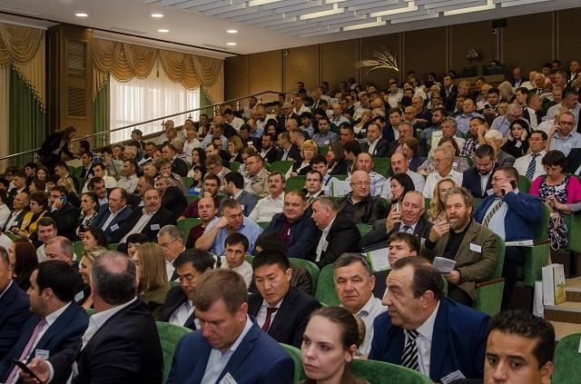 Форум собрал более 500 руководителей агрохолдингов, фермерских хозяйств, инвесторов, представителей власти, банковского сообщества, производителей технологий и поставщиков услуг.