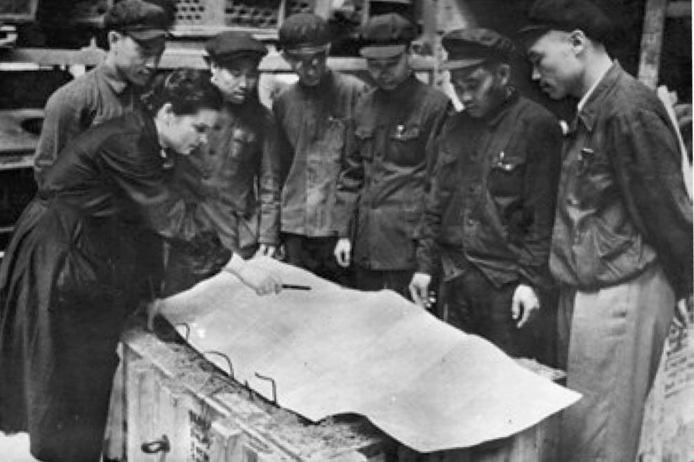 Специалисты из КНР проходят стажировку на Уралмашзаводе.