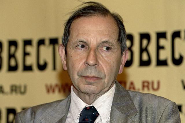 Сергей Слонимский.