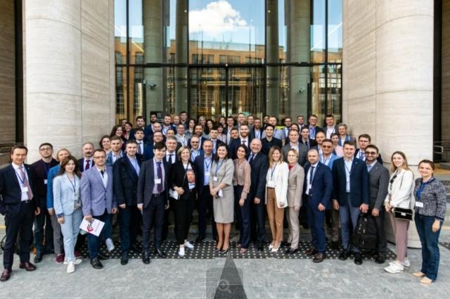 Участники Акселератора Национальной Ассоциации агентств инвестиций и развития (НААИР).