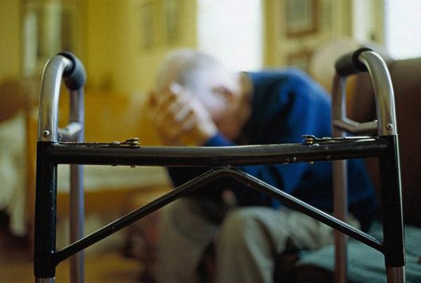 Старость, дом престарелых