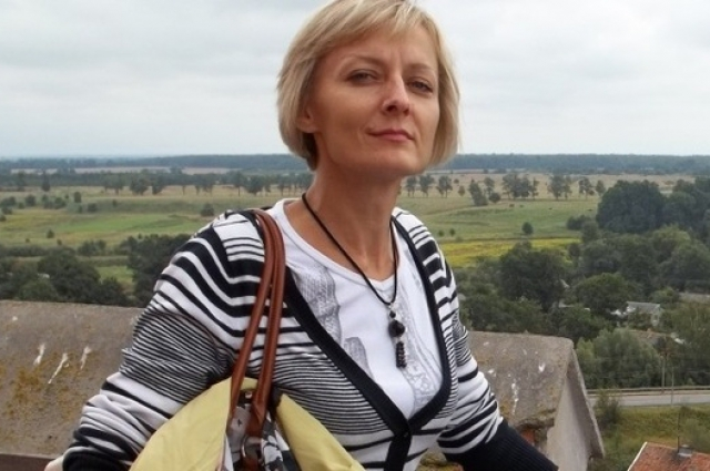 Пострадавшая в ДТП Надежда Ржевская.