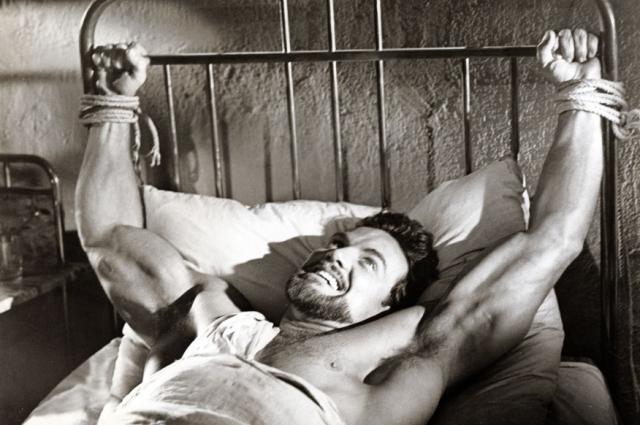 Стив Ривз исполнил роль легендарного война в фильме «Хаджи-Мурат - Белый Дьявол».