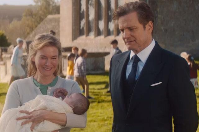 Кадр из фильма «Бриджит Джонс3».