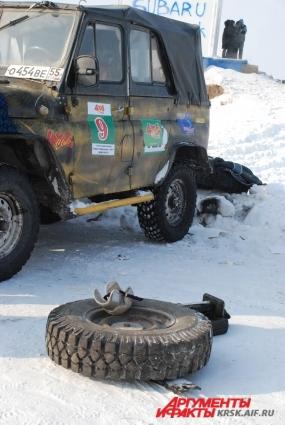 Самое главное при подготовке автомобиля к зиме - замена автошин.