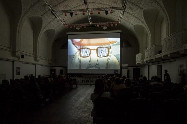 Премьера мультфильма состоялась в Петербурге в 2014 году.