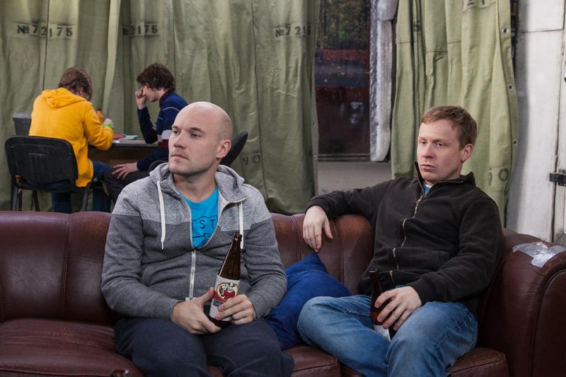Владимир Селиванов, как его большинство коллег по сериалу, переехал жить в Москву.