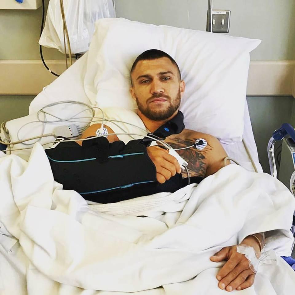 ломаченко после операции