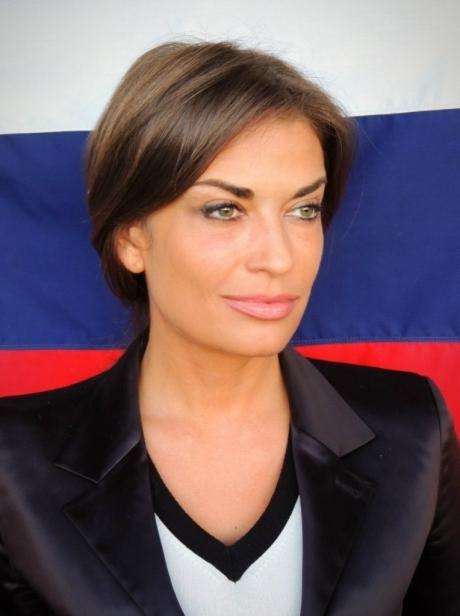 Ольга Рябова.