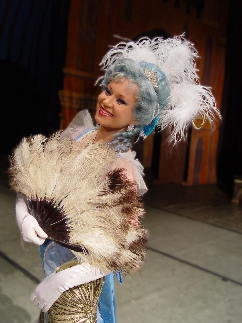 2.Адель в оперетте «Летучая мышь», 2010 г.