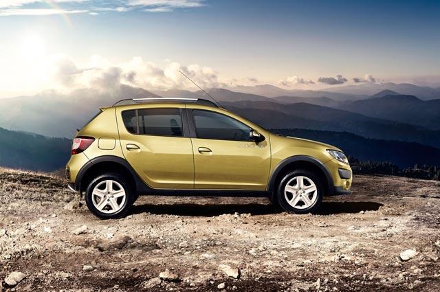 Renault Sandero Stepway Life City 1.6 CVT