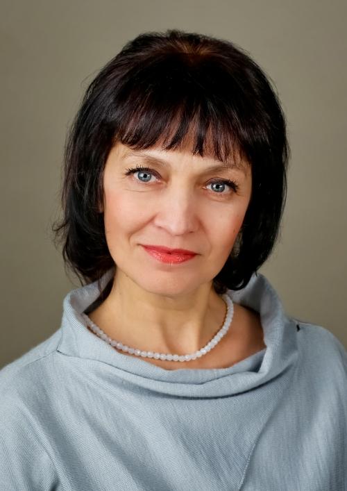 Прима-балерина Омского музыкального театра Елена Шихова.