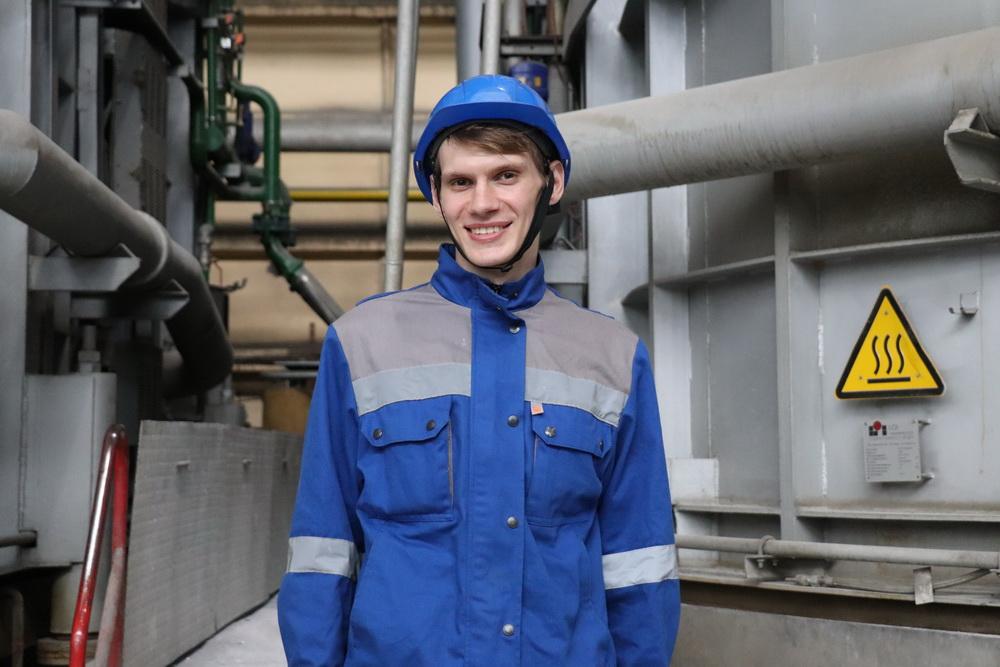 Артём Ушаренок – один из первых студентов программы.
