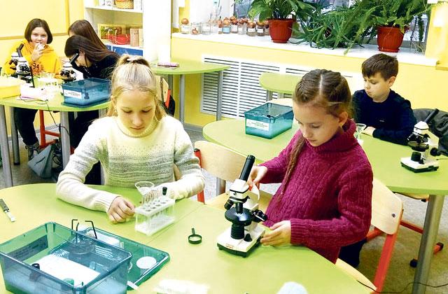 В Рассказово много внимания уделяется сфере дополнительного образования.