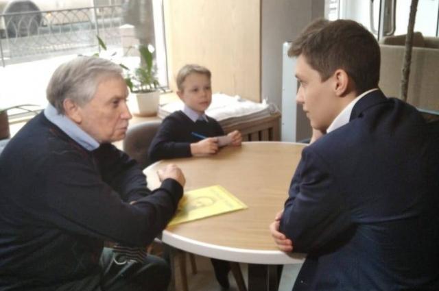 Виталий Гниренко и Андрей Есипенко