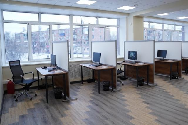 «Мой бизнес» в Минусинске оснащён современной техникой и программами.