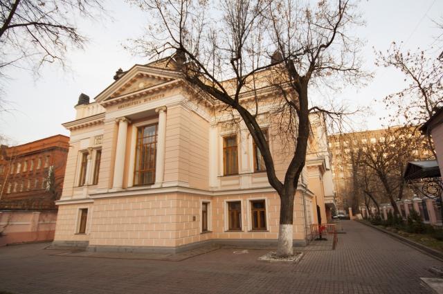 Библиотека искусств им. А.П. Боголюбова