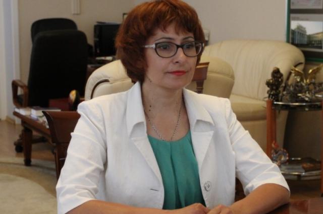 Наталья Зыкова.