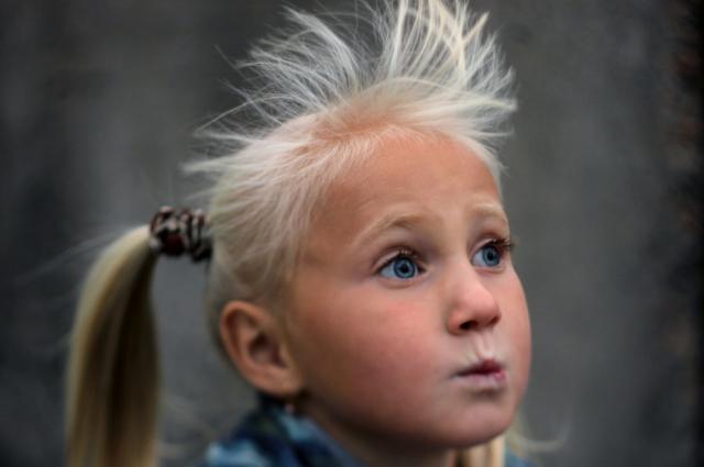 Маленькая соседка и тонкое чутьё подарили студентке Даше Гнатюк победу на престижном фотоконкурсе.
