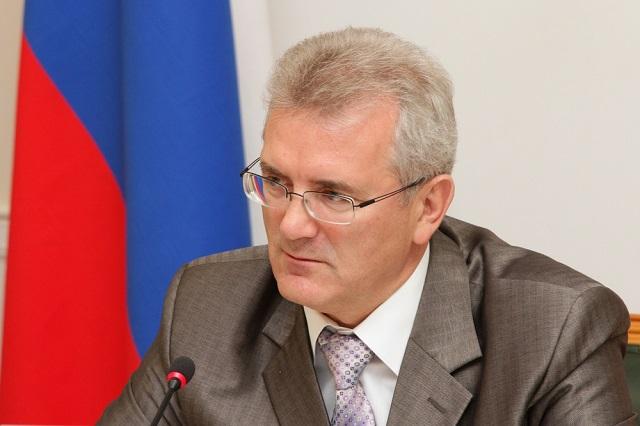 Иван Белозерцев, губернатор Пензенской области