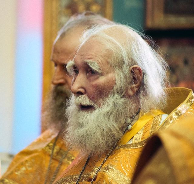 Николай Ушаков.