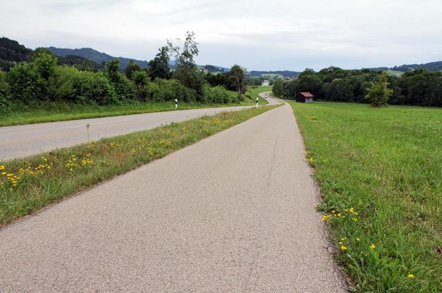 В Германии проложены тысячи маршрутов разной протяжённости и сложности.