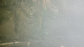 Загорелся кондитерский цех в Курчатове