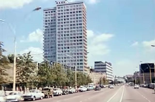 Проспект Калинина: как же новая Москва без главной магистрали!