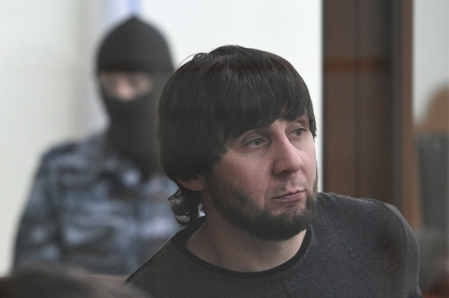 Заур Дадаев.