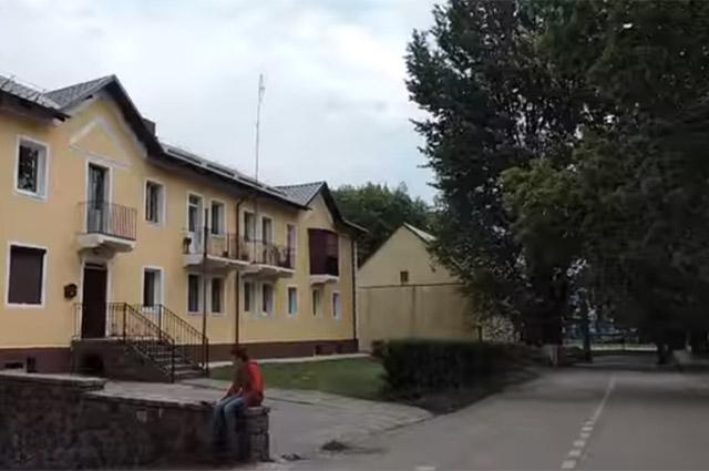 Когда-то этот район называли раем Восточной Пруссии, сейчас Приморск постепенно приводят в порядок.