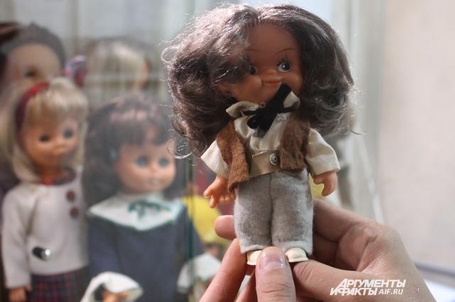 Куклам нужны особые условия хранения.