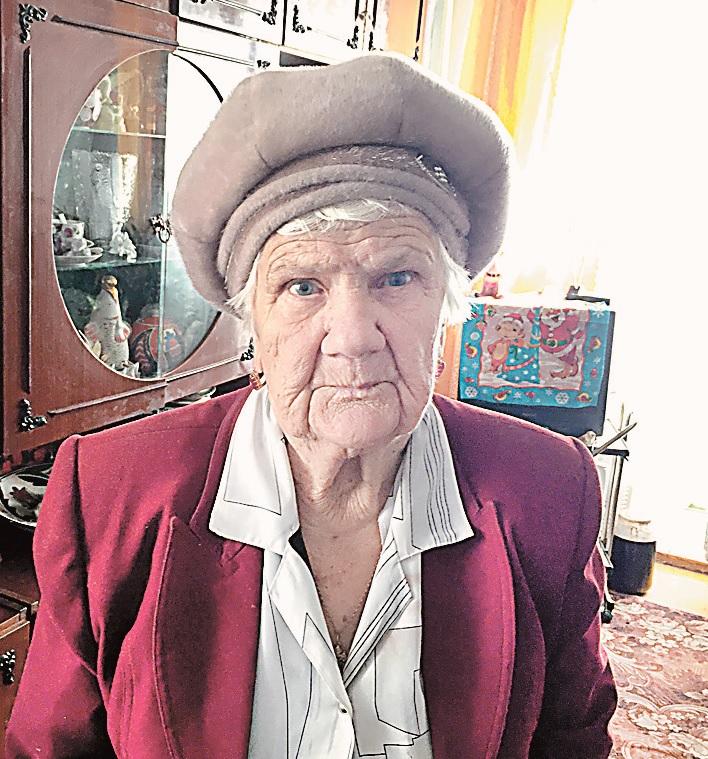 Лидия Семченко.