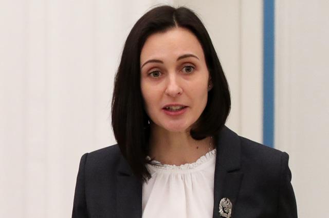 Екатерина Гризанова.