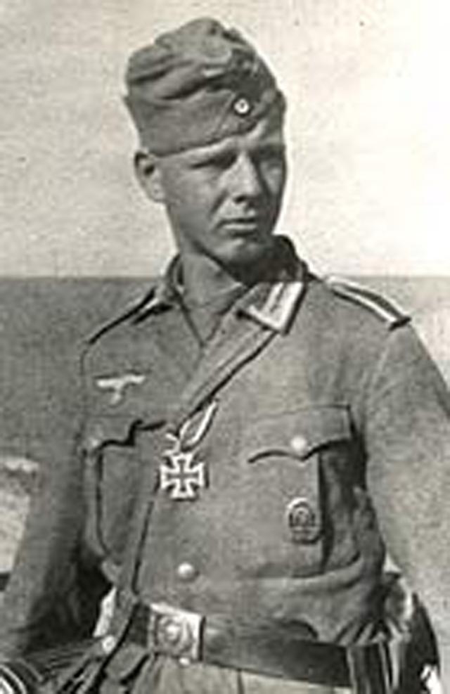 Хайнц Гитлер.