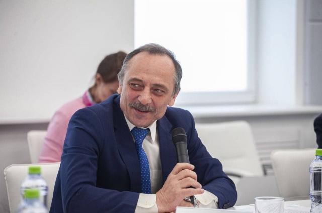Герман Петрушко, генеральный директор завода