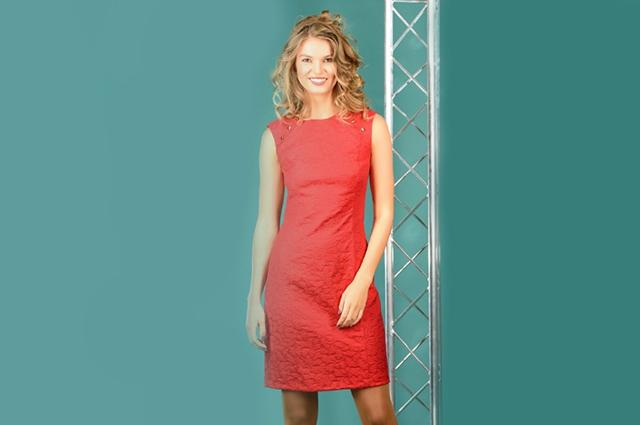Красное платье в этом году особенно актуально