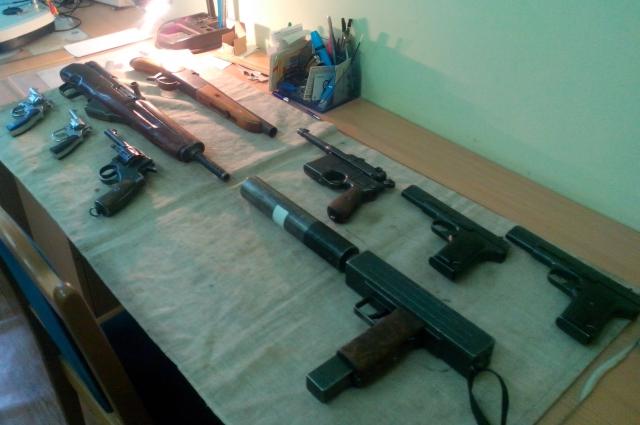 оружие, баллистическая лаборатория